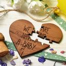 We Are Having A Baby Announcement Jigsaw