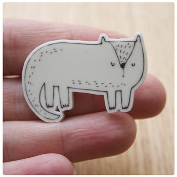 Clearance Cat Brooch