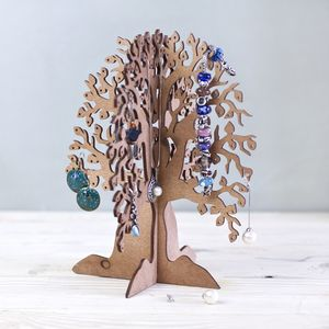 Bonsai Tree Jewellery Stand - bedroom