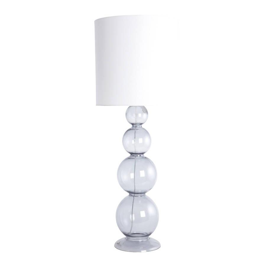 glass bubble lamp by idyll home | notonthehighstreet.com