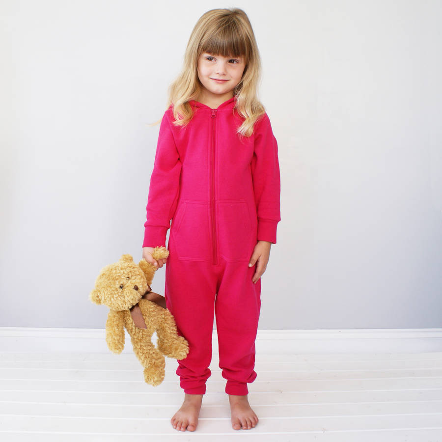 personalised kids my favourite things onesie by sparks and ...