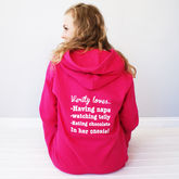 Personalised 'My Favourite Things' Onesie - gifts for her