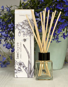 Honey Lily Reed Diffuser - candles & home fragrance