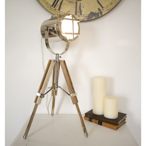 Tripod Lamp - table & floor lamps