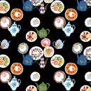 Tea Time Wallpaper
