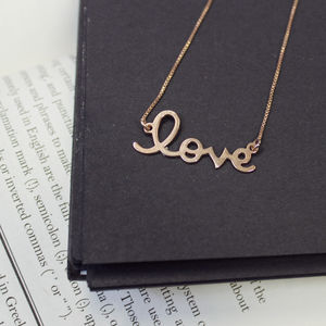 Love Necklace - necklaces & pendants