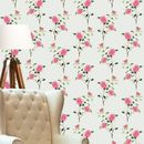 Tree Rose Pink Wallpaper