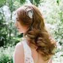 Gatsby Art Deco Head Dress