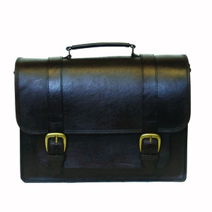 El Dorado Leather Satchel