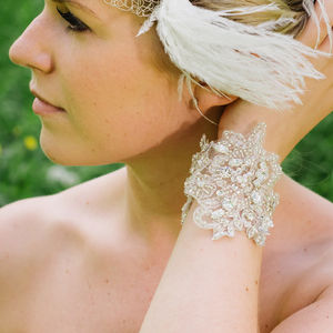 Edie Cuff - bridesmaid accessories