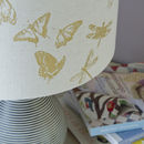Dragonflies And Butterflies Lampshade