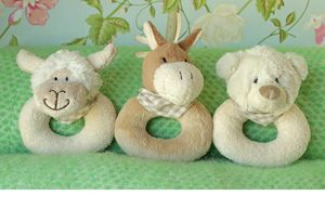Baby Rattles - baby care