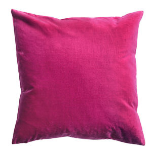 'Velvet Cushion - view all sale items