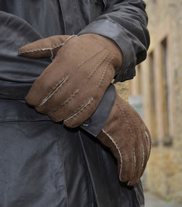 Thorne. Men's Classic Sheepskin Gloves