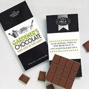 Gardener's Chocolate Bar