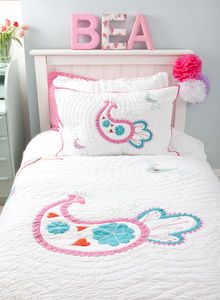 Paisley Single Quilt - soft furnishings & accessories