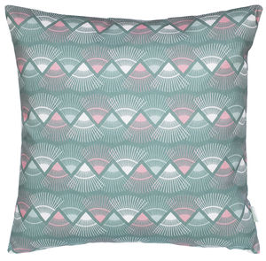 A Mint 'Rakish' Cushion, Large - cushions