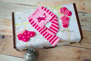 Pink Whale Leggings - more