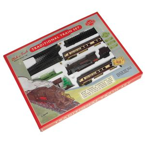 Vintage Steam Train Set