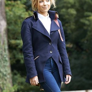 Sandhurst Fishtail Jacket - coats