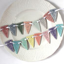Mr And Mrs Porcelain Bunting