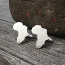 Diamond Africa Cufflinks
