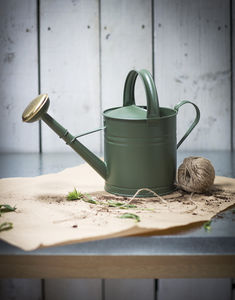 5 L Watering Can In Thyme - tools & equipment