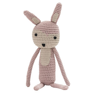 Crochet Rabbit - gifts for babies