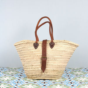Bohemian Basket - shopper bags