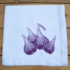 Fig Napkin - napkins
