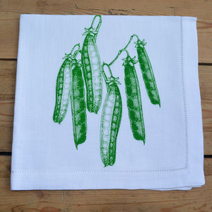 Peas Napkin - table linen