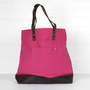 Canvas Mumbai Tote Bags - view all sale items