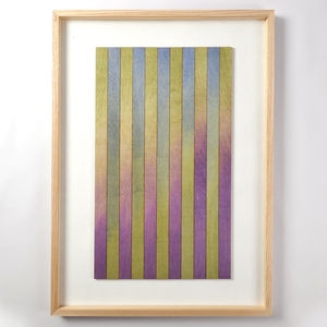 Original Framed Artwork 'Gradation Ten'