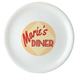 Personalised Pizza Plates - crockery & chinaware