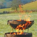 Barbeque Fire Bowl