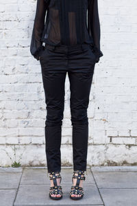 Harley Skinny Trouser - women's fashion