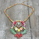 Crystal Bloomer Necklace
