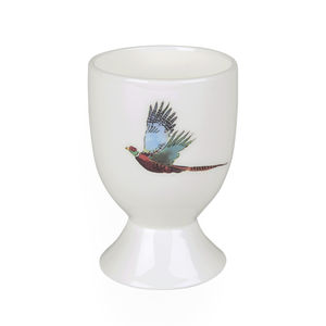 Flying Pheasant Egg Cup