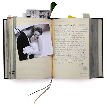 My Life Story, The Diary Of Your Life, In Black