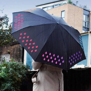 Colour Changing Umbrella - women's accessories