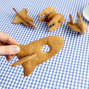 3D Spaceship Cookie Cutters, Pack Of Four Designs
