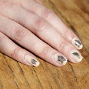 'Wolf Pack' Nail Transfers