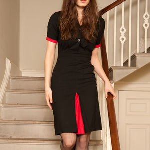 Secretary Uniform Dress