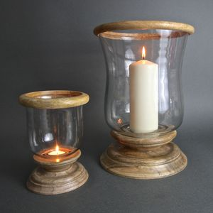 Penzance Hurricane Lantern - candles & home fragrance
