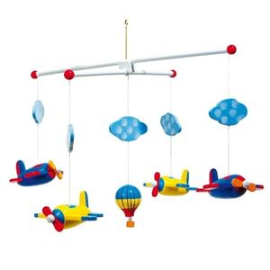 Children's Wooden Mobiles - gifts for babies