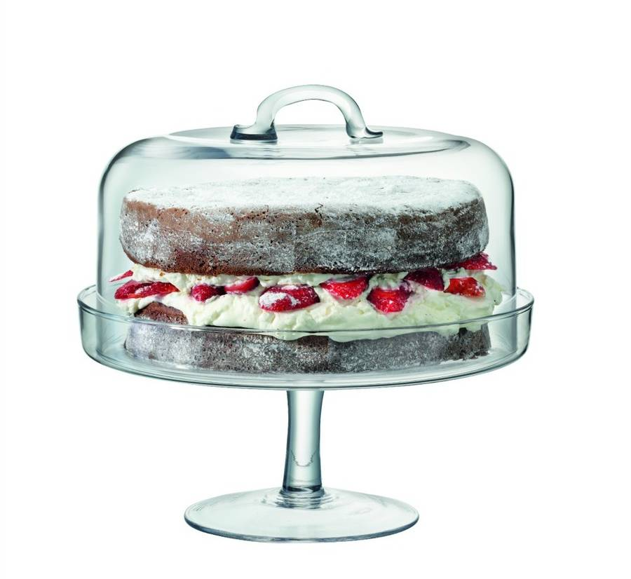Lid For Cake Stand