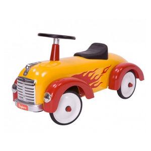 Speedster Flame Ride On Car - games