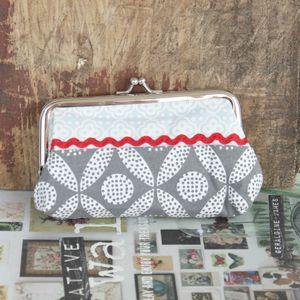 Geometric Purse - purses & wallets