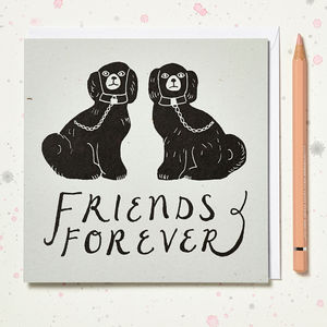 Friends Forever Card - cards for friends