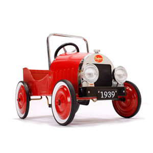 Classic Red Pedal Car - bikes & ride on toys
